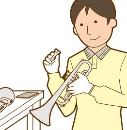 楽器メーカーの例