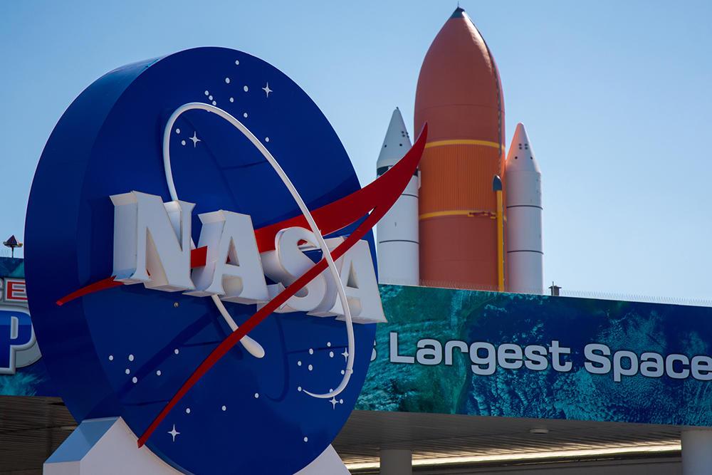 NASA フロリダ外観