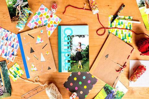 毎週日曜更新 文具】表紙をデコって可愛いノートが作れる!やる気がでるノートアレンジのレシピ3選|デジタルMy Vision||進研ゼミ高校講座
