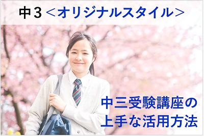 【中3・オリジナル】効率よく学習を進めたい!進研ゼミ教材の上手な活用方法(4月号)