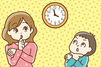 【4コマ体験談マンガ】わが家の時間の工夫術!<4年生>