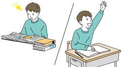【5年生】先輩保護者に聞いた! 学習のやる気を伸ばす言葉かけアイデア
